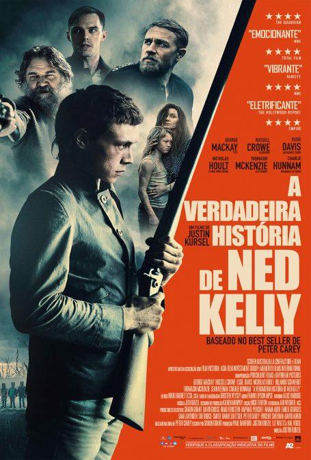 A Verdadeira História da Gangue de Ned Kelly