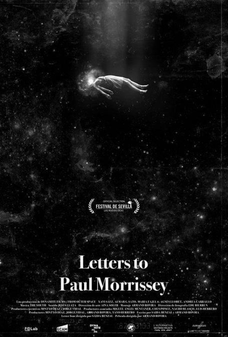 Cartas para Paul Morrissey