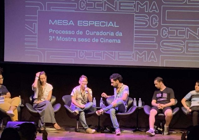 As Mesas-Debate da Mostra Sesc de Cinema 2019