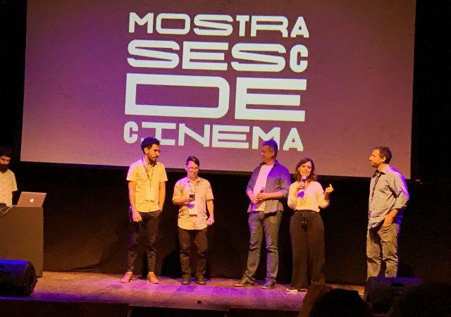 O primeiro dia da Mostra Sesc de Cinema 2019