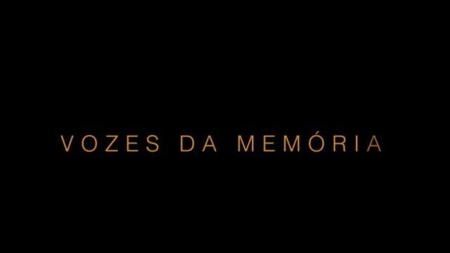 Vozes da Memória