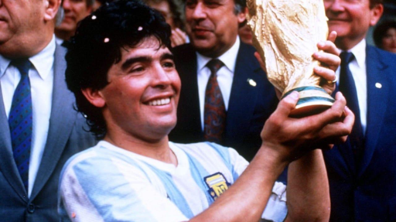 Diego Maradona: Rebelde, Herói, Vigarista e Deus