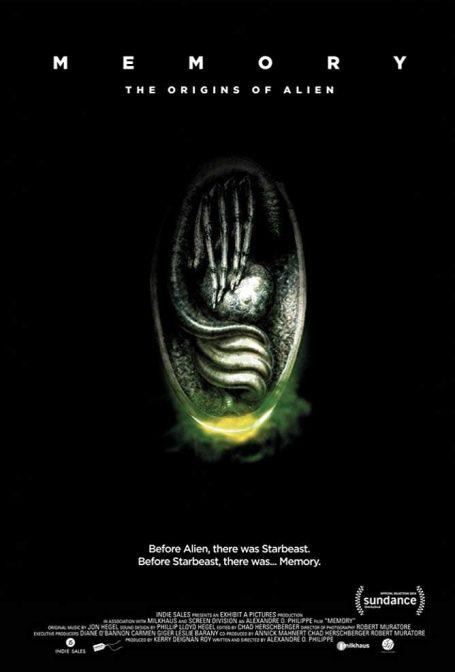 Memory: As Origens de Alien, o 8º Passageiro
