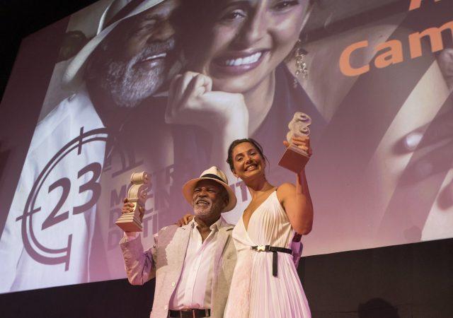 Antonio e Camila são homenageados em Tiradentes