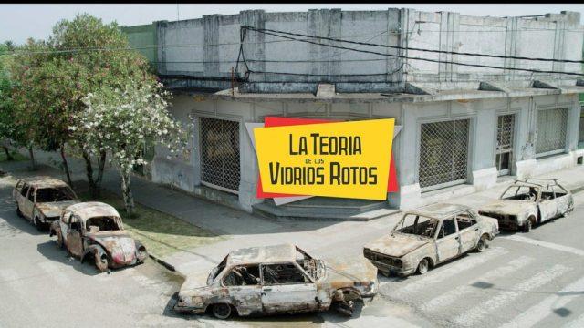 """Divulgada foto inédita de """"La Teoria de Los Vidrios Rotos"""""""
