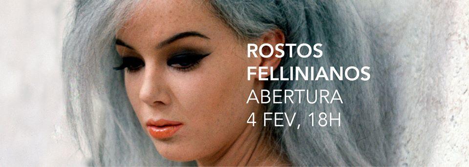 Rostos Fellinianos