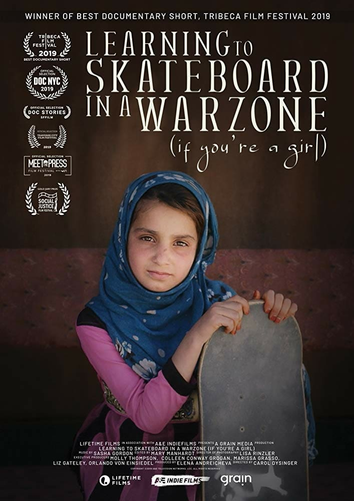 Learning to Skateboard in a Warzone (If You're a Girl) - Vertentes do Cinema