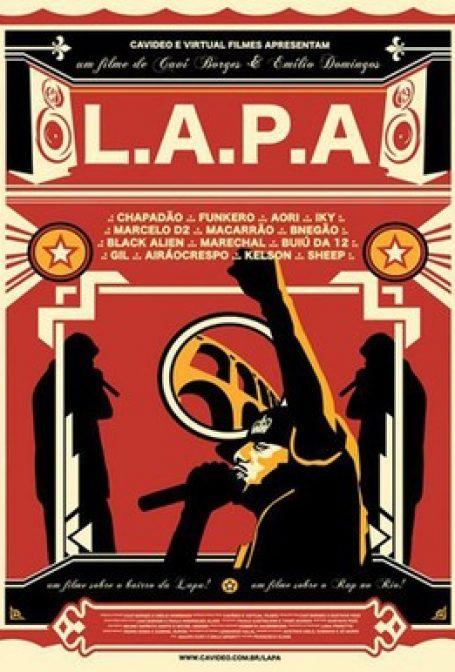 L.A.P.A – O Filme