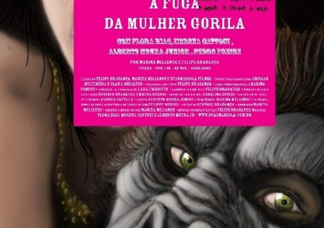 A Fuga da Mulher Gorila