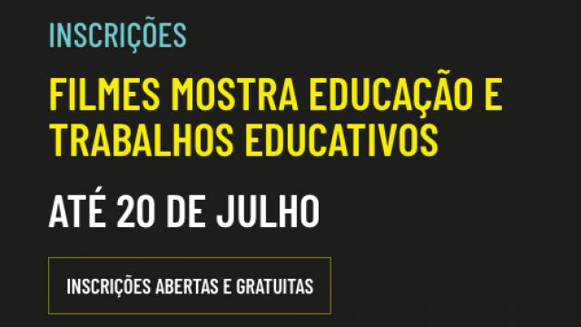 15ª CineOP abre inscrições para filmes da Mostra Educação e Projetos Audiovisuais Educativos