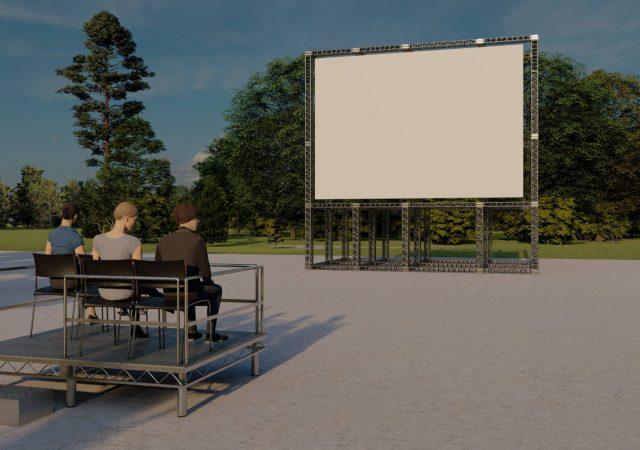 Cinema Open Air na Barra da Tijuca exibe 30 filmes na programação de reabertura