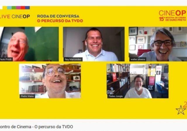 CineOP 2020 | O Percurso da TVDO