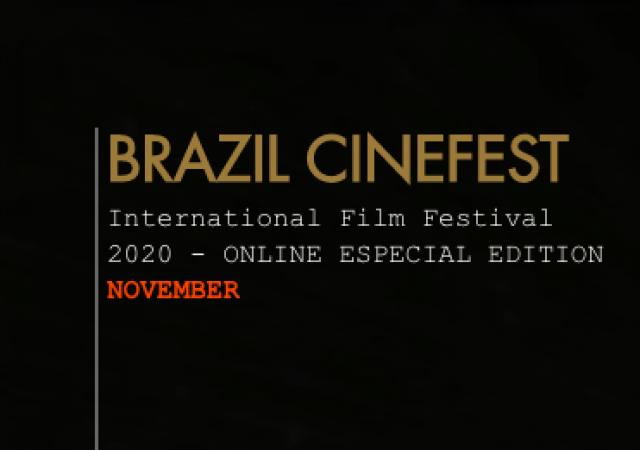 Brazil Cinefest 2020 anuncia edição especial online