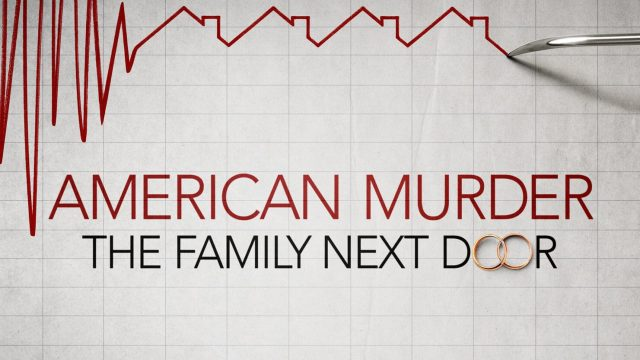 Cenas de um homicídio – Uma família vizinha