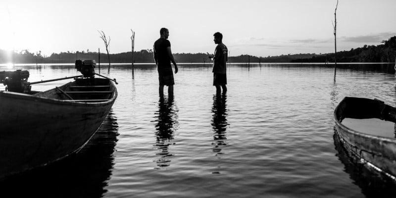 O Reflexo do Lago
