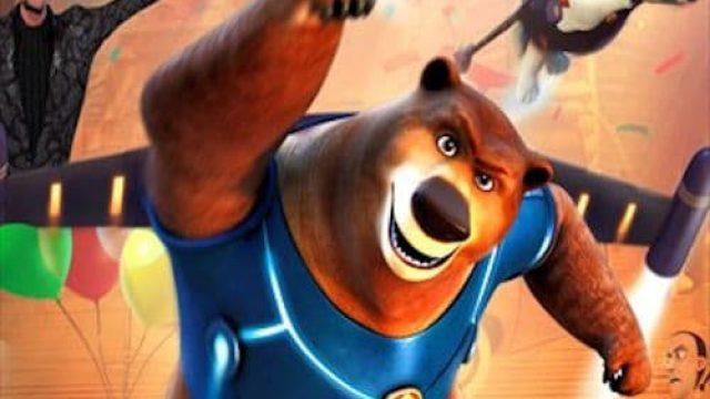 Super Urso – Um resgate na cidade grande