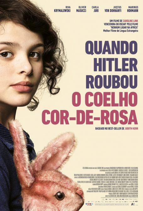 Quando Hitler Roubou o Coelho Cor-de-Rosa
