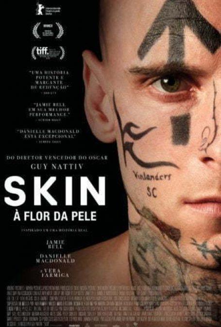 Skin – À Flor da Pele