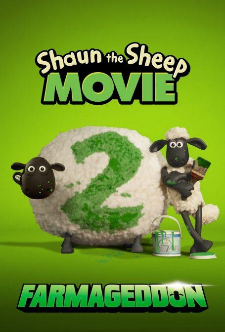 Shaun, o Carneiro, o Filme: A Fazenda Contra-Ataca