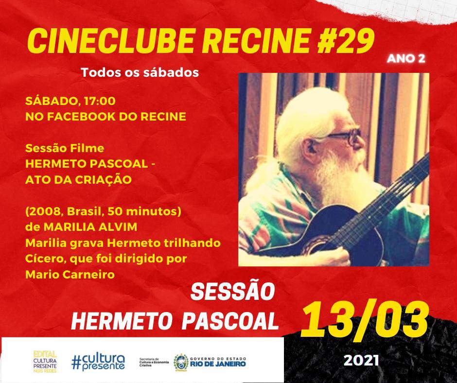 Cineclube Recine 29
