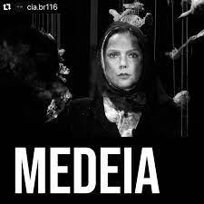 Medeia por Consuelo de Castro