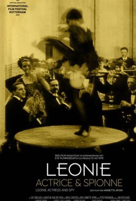 Leonie, atriz e espiã