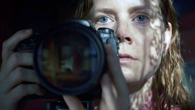 A mulher na janela