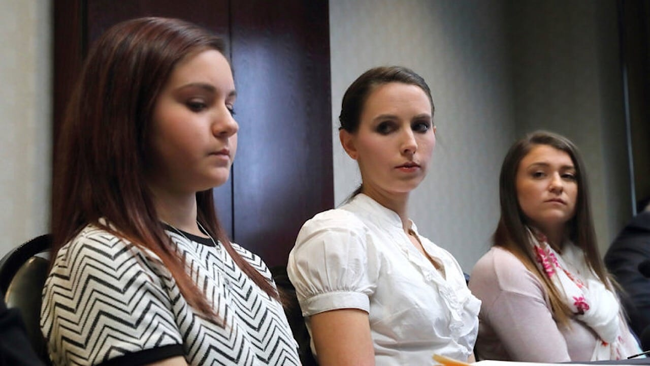 At the Heart of Gold- Inside the USA Gymnastics Scandal