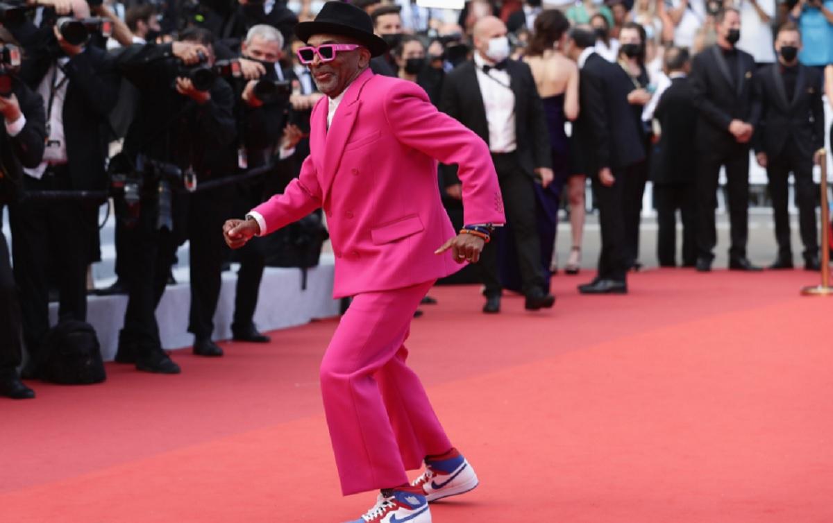 Spike Lee em Cannes
