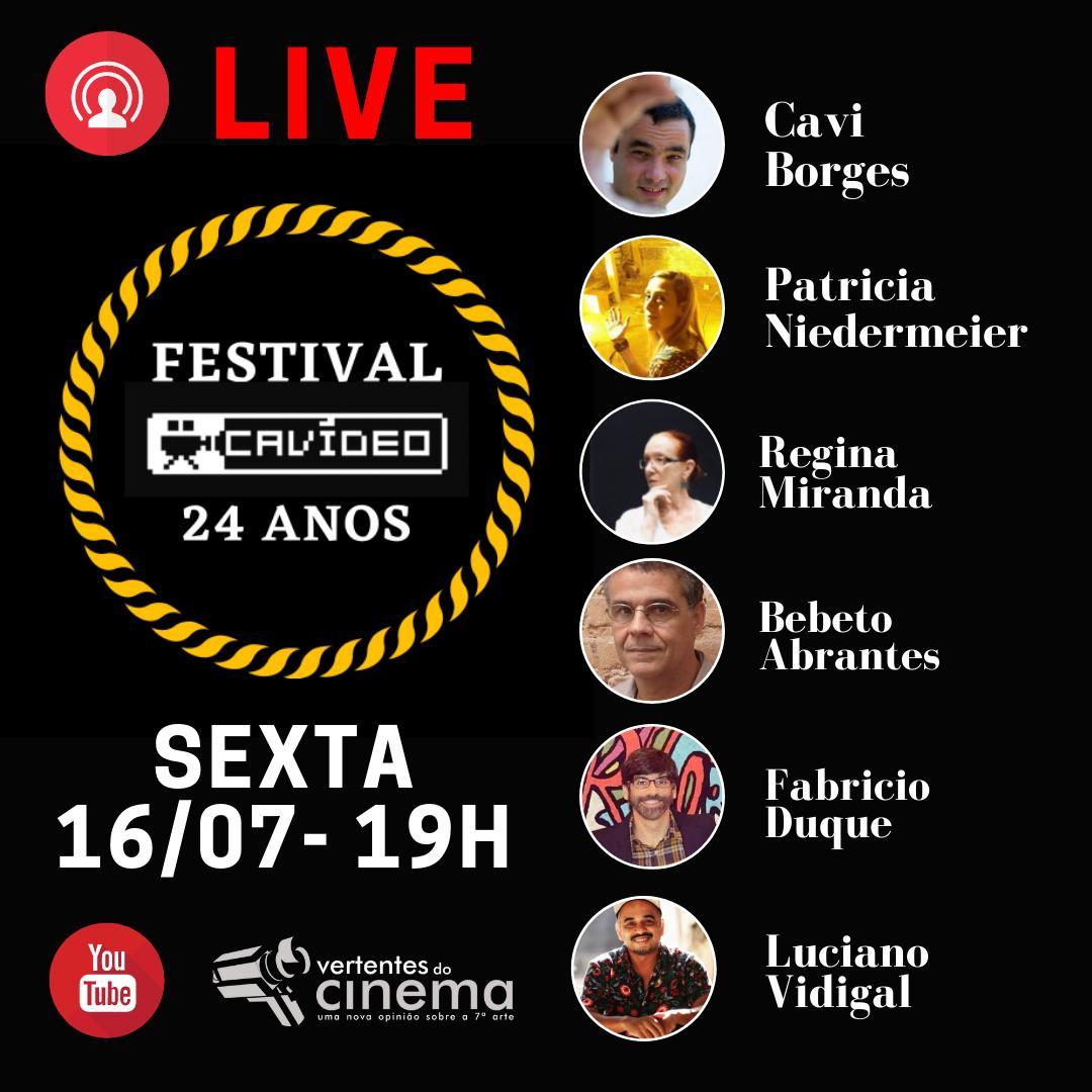Festival Cavideo 24 anos