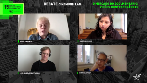 Debate - O Mercado do Documentário: Visões Contemporâneas