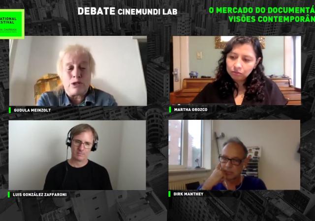 CineBH 2021 – O Mercado do Documentário: Visões Contemporâneas