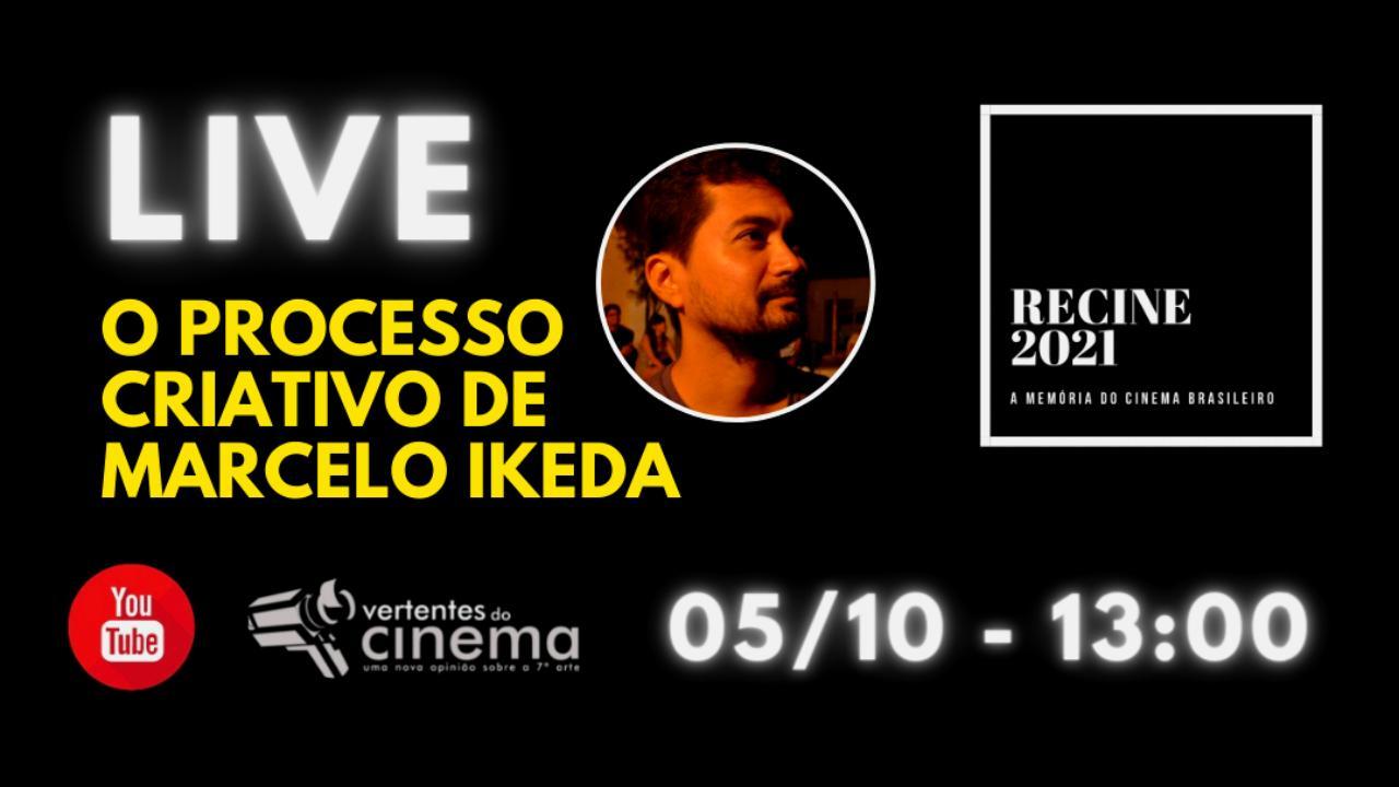 Recine 2021 Marcelo Ikeda